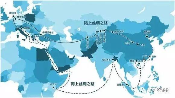 """【中国声音】""""一带一路""""持续推动农业合作正"""