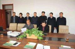 河北赛元成为河北省唯一综合性农业科研合作机