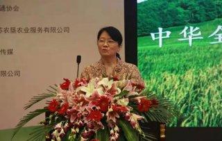 供销合作社发展农业社会化服务潜力大