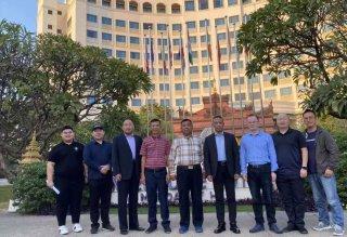 金正大集团受邀访问缅甸肥料市场