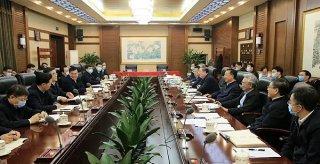 农业农村部与黑龙江省签署合作框架协议